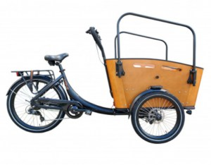 Vogue Superior bakfiets